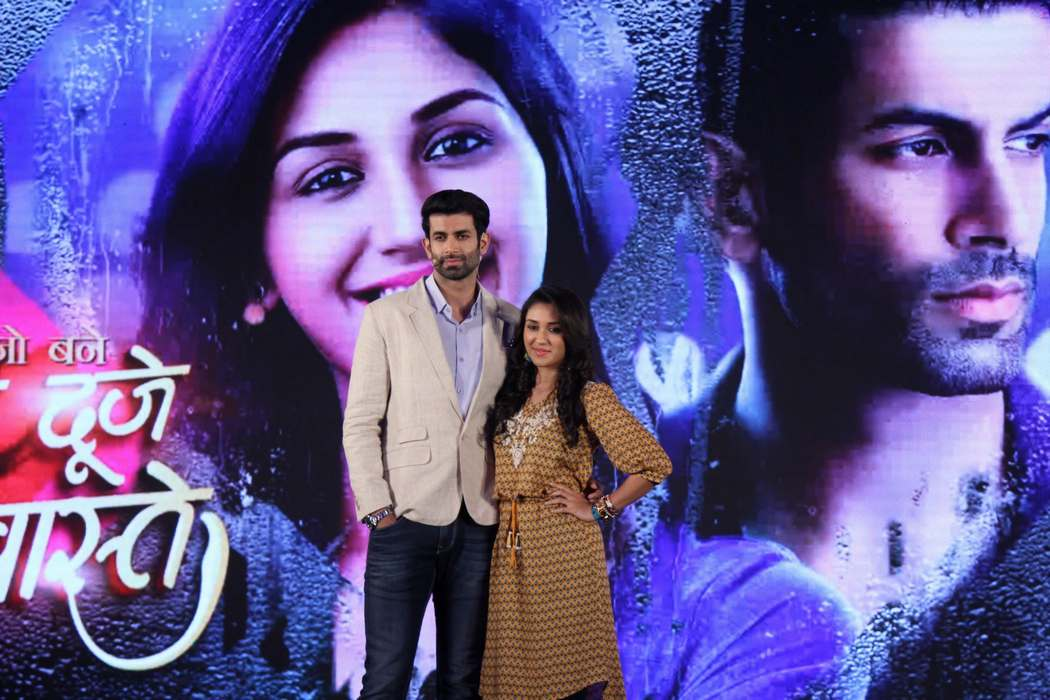 Sony TV Launches New Serial Ek Duje Ke Vaaste in Mumbai