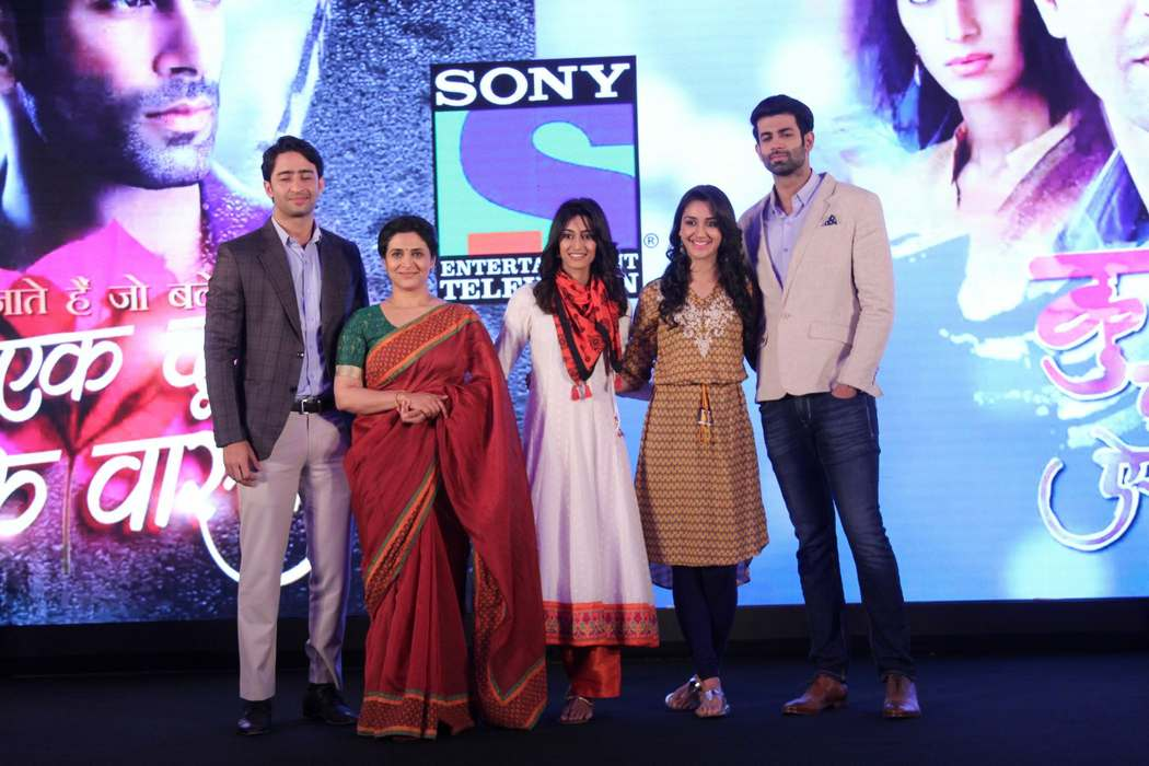 Sony TV Launches New Serial Kuch Rang Pyar Ke Aise Bhi in Mumbai