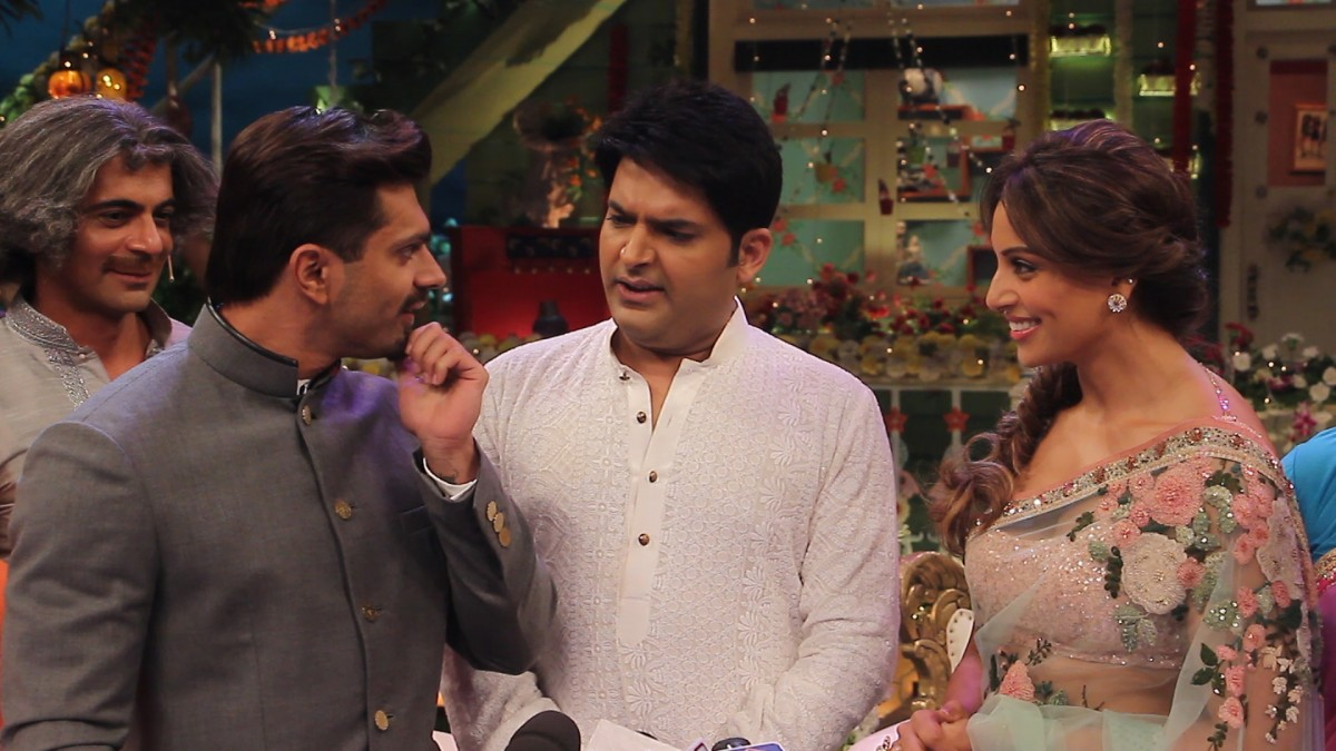 Special Episode: Bipasha And Karan at The Kapil Sharma Show