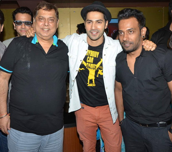 Special Screening of ABCD 2 Movie