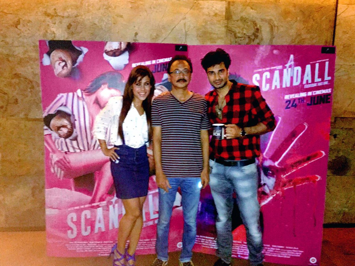 Special Screening of film A Scandall