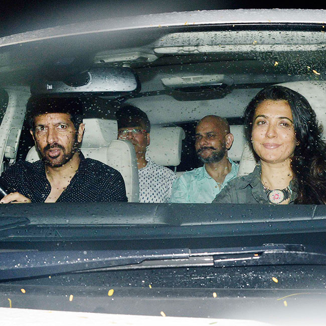 Kabir Khan & Mini Mathur