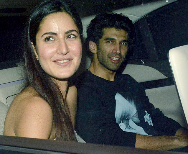 Special Screening of Fitoor at Yash Raj Studio