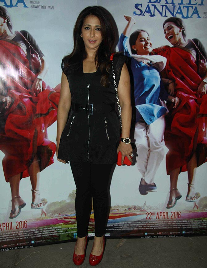 Special Screening of Nil Battey Sannata Movie