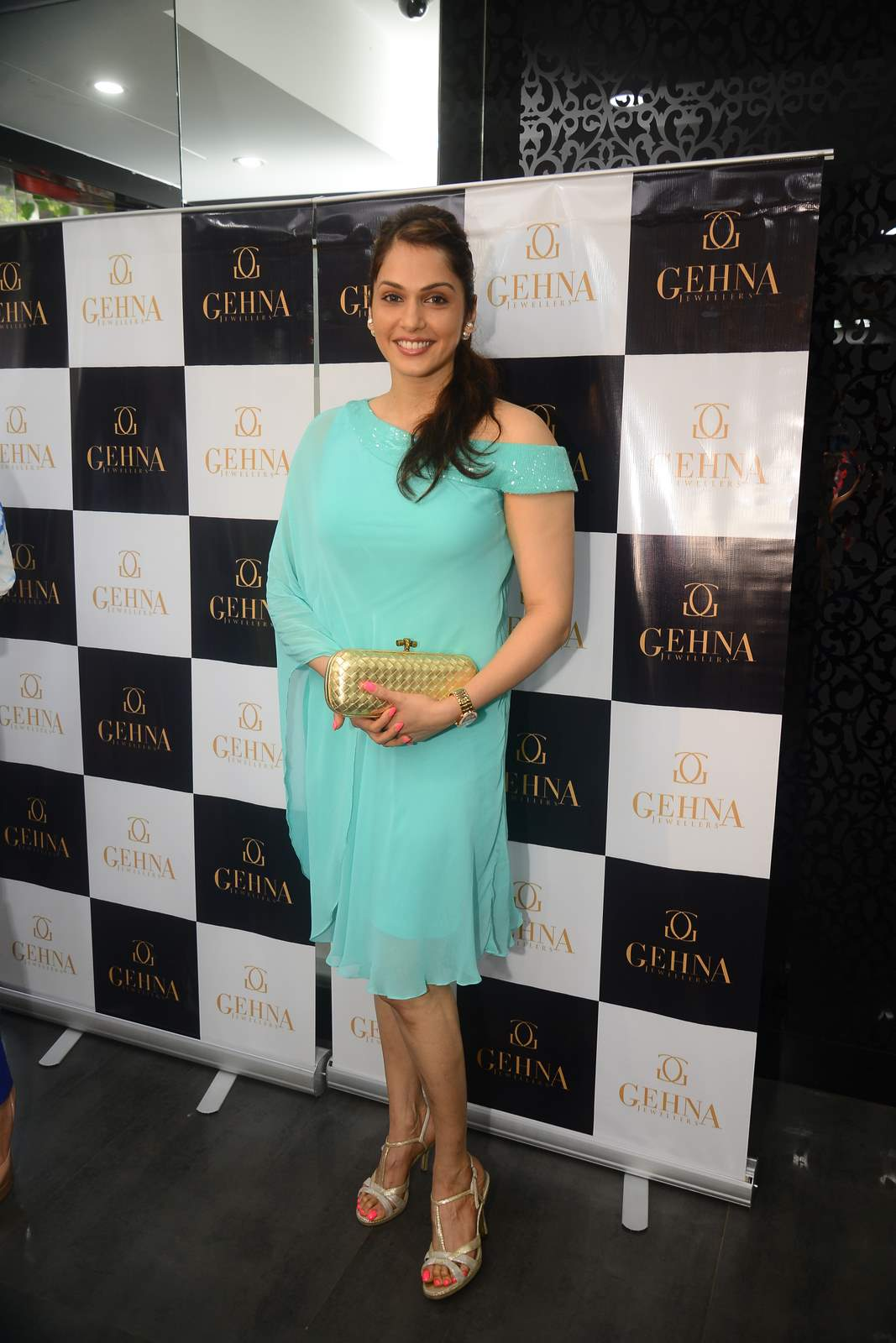 Sridevi at Gahna Jewellery Event in Mumbai