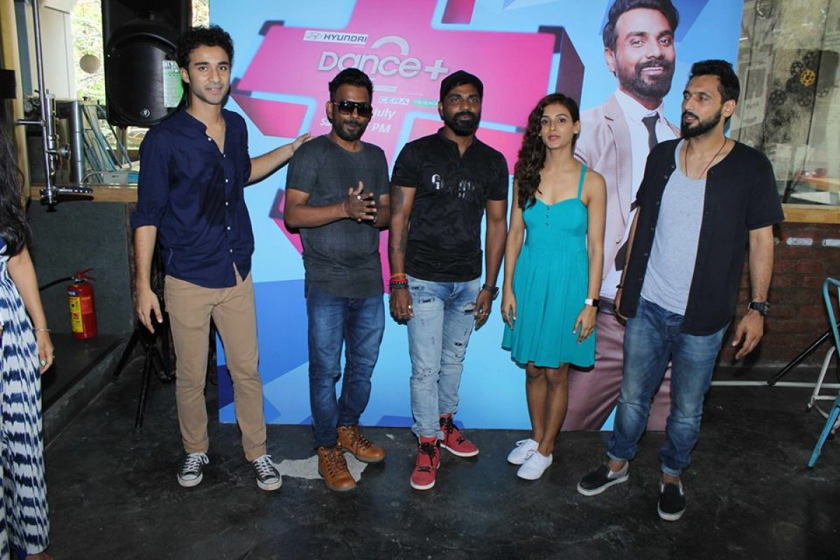 Star Plus launches dance reality show of Dance + season 2