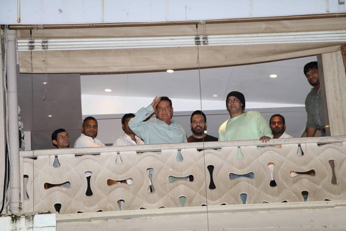 Salman Khan & Salim Khan