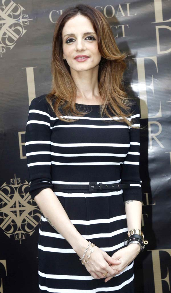 Sussanne Khan Launching A New Collection Chargold Week