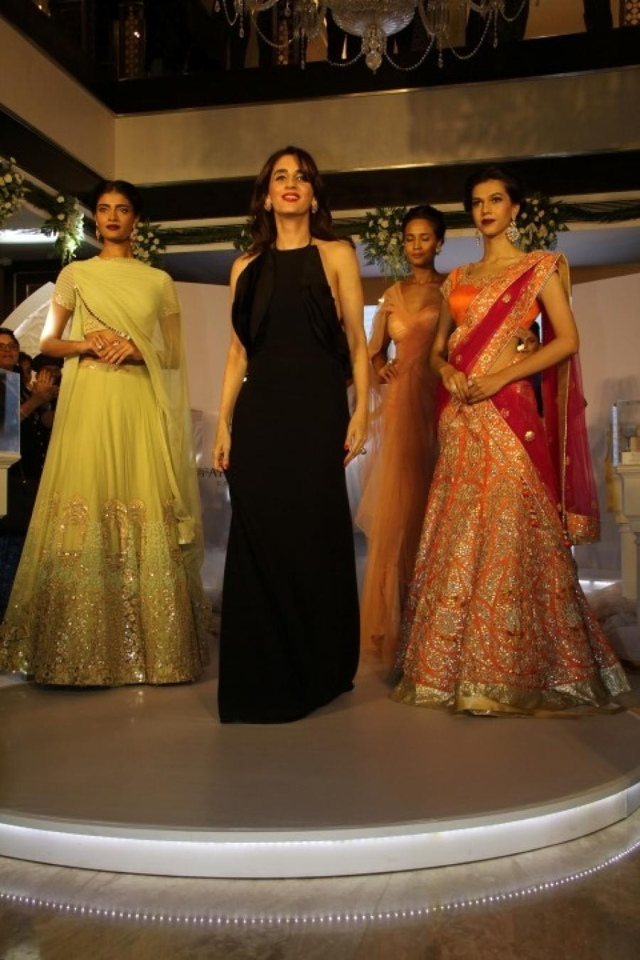 Sussanne, Zayed & Tara at Tanishq Latest Collection Event in Mumbai