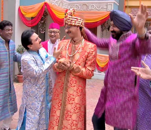 Gurucharan Singh, Dilip Joshi, Shyam Pathak & Amit Bhatt