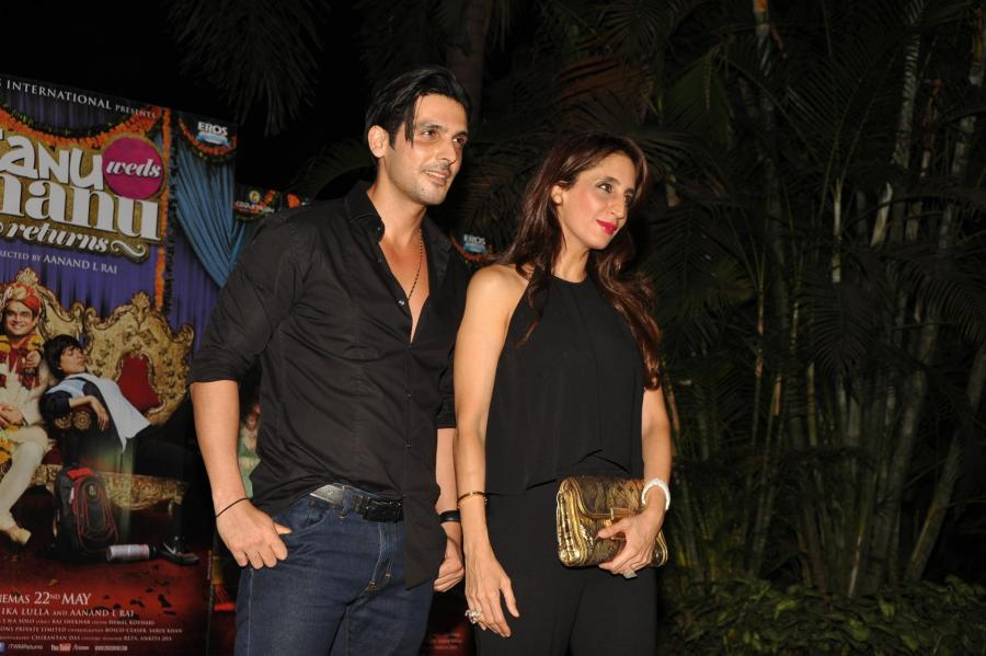 Tanu Weds Manu Retur Movie Success Party in Mumbai