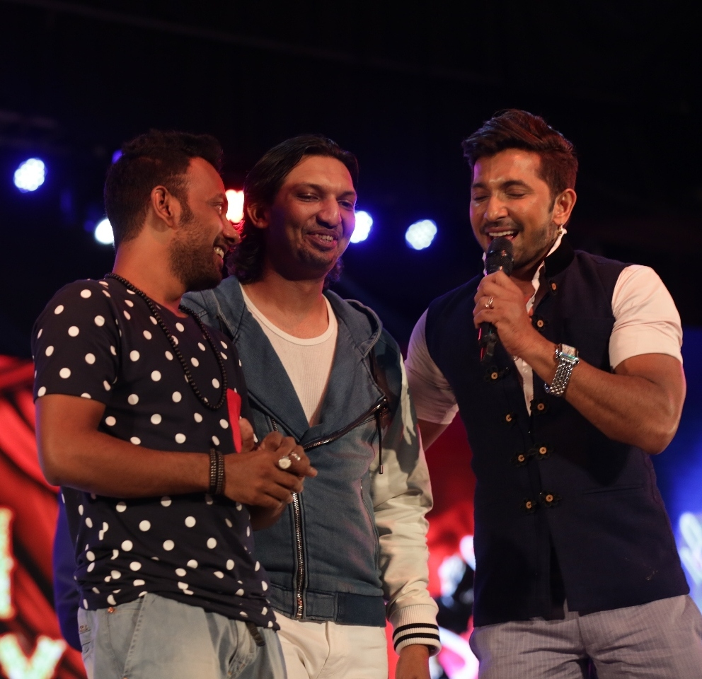 Terence Lewis at A Event in Mumbai
