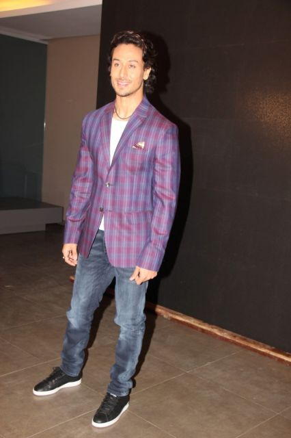 Tiger Shroff and Shraddha Kapoor Promoted of film Baaghi