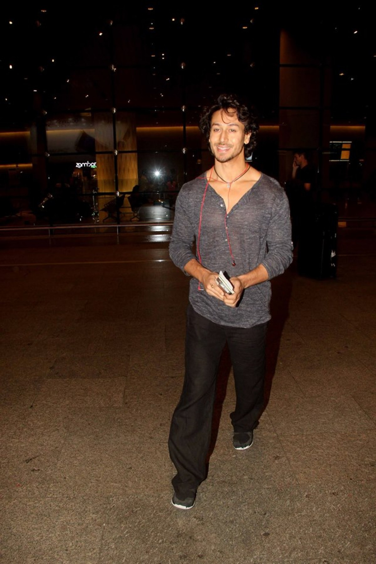 Tiger Shroff, John Abraham, Neil Nitin Mukesh and Other Celebs Spotted at Airport