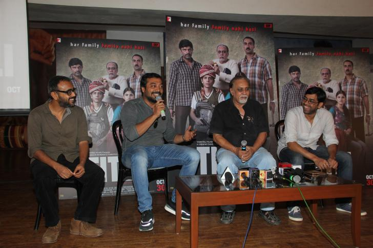Titli Movie Press Conference in Mumbai