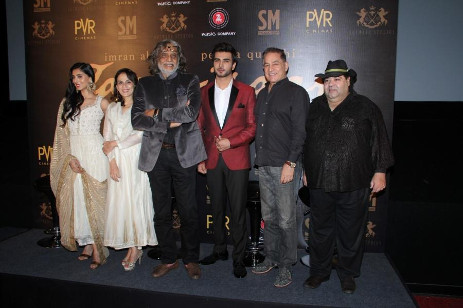 Trailer Launch of Film Jaanisaar in Mumbai