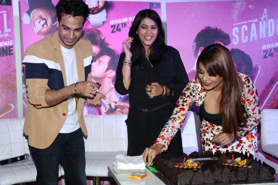 Reeth Mazumder, Johnny Baweja & Ekta Kapoor