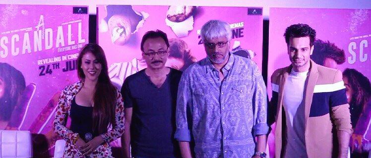 Reeth Mazumder, Johnny Baweja & Vikram Bhatt