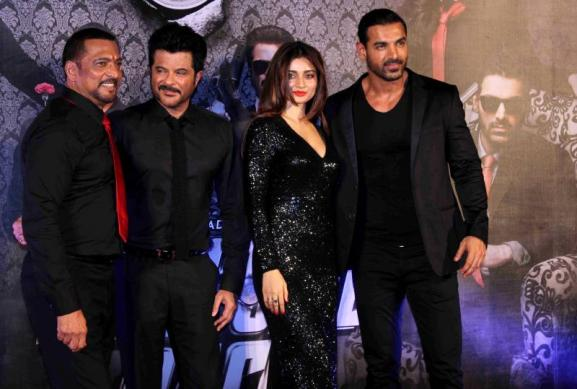 Trailer Launch of Film Welcome Back Movie