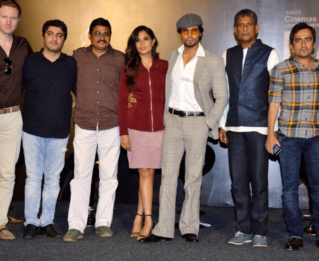 Trailer Launch of Main Aur Charles Movie