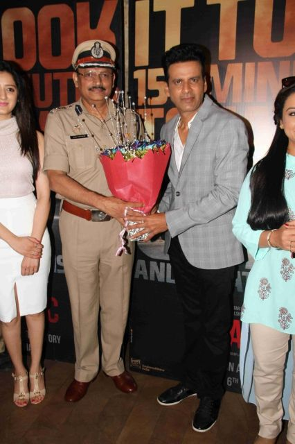 Trailer Launch of Traffic Movie