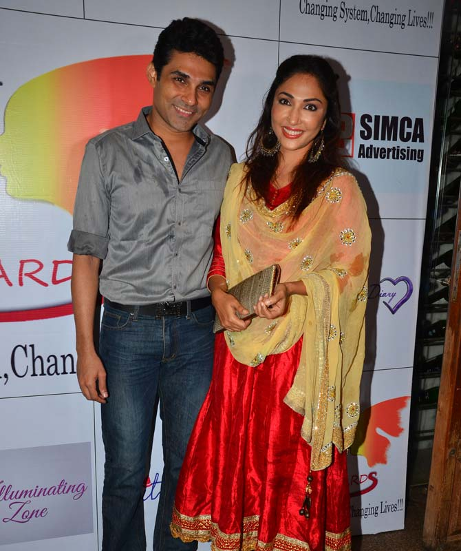 Mazher Sayed & Mouli Ganguly
