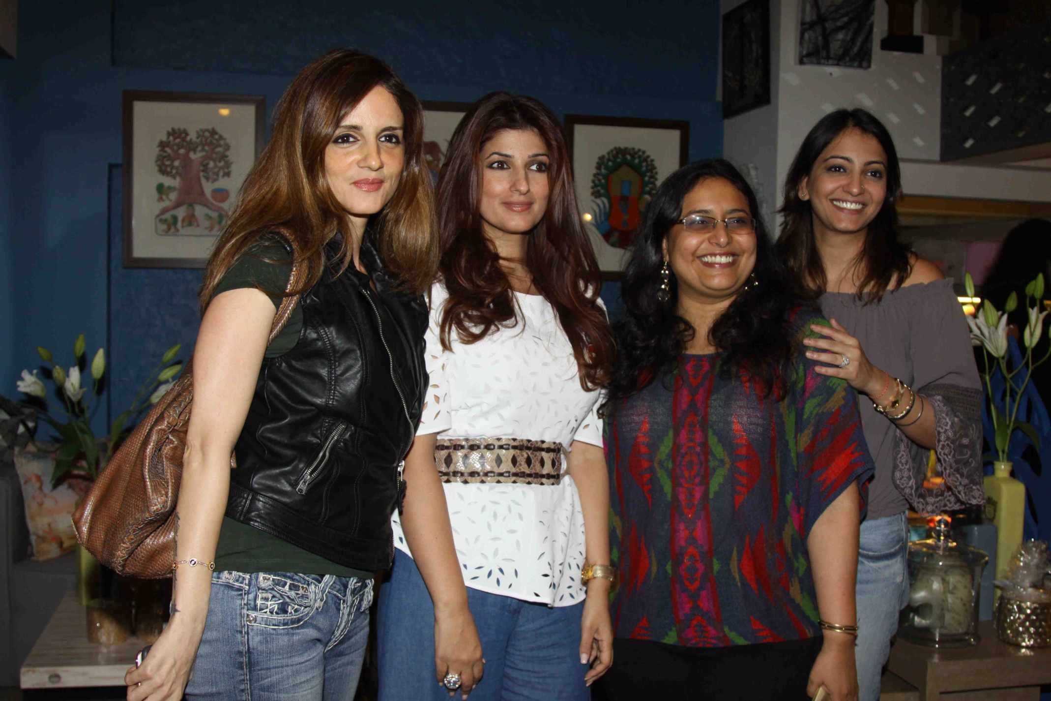 Twinkle Khanna Launches a New Range of Home Decor Products