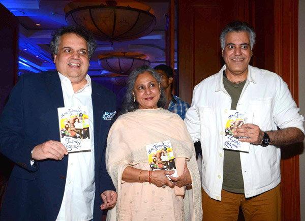 Twinkle Khannas Mrs Funnybones Book Launch-06