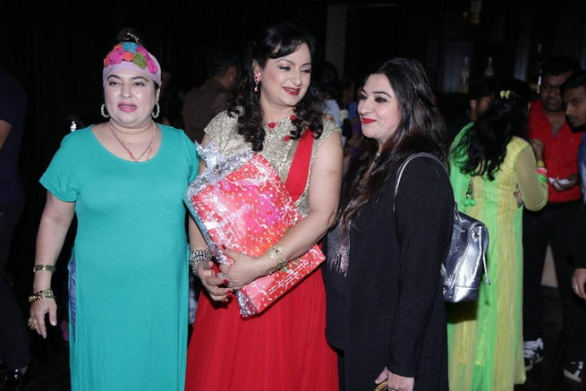Dolly Bindra at Upasana Singhs birthday bash