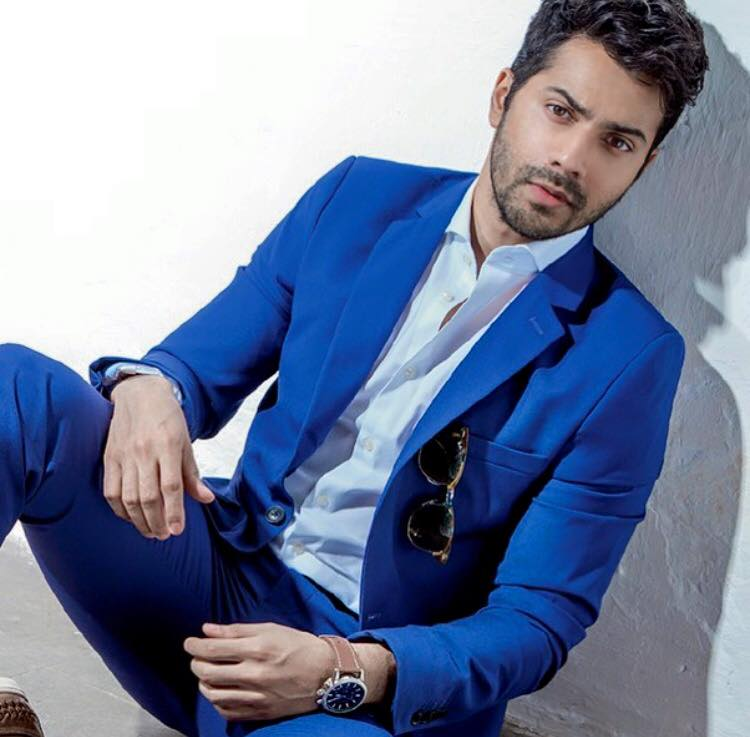 Varun Dhawan Photoshoot for The Juice Magazine February 2016