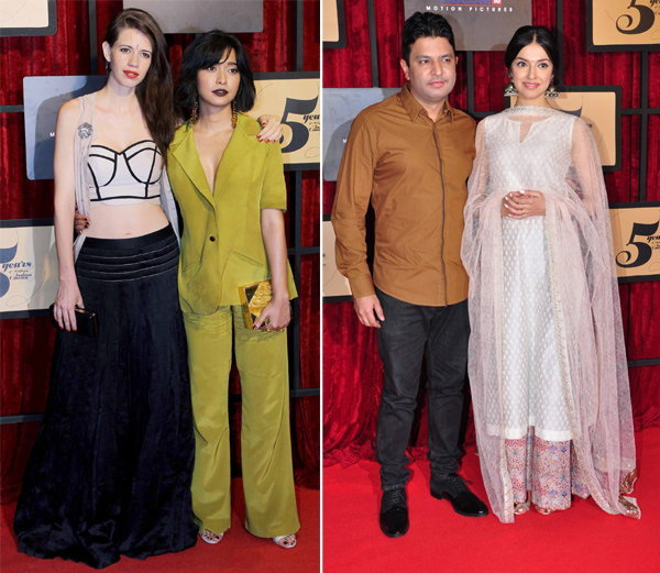 Viacom 18 Motion Pictures 5th Anniversary Bash