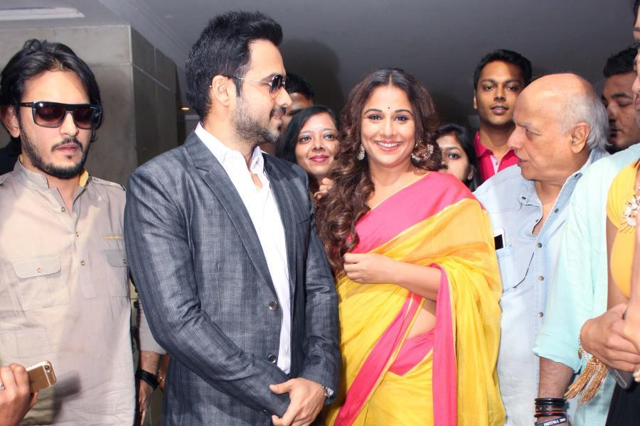 Vidya Balan Promoted Hamari Adhuri Kahani in New Delhi