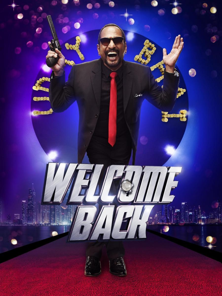 Welcome Back Movie Poster Gallery