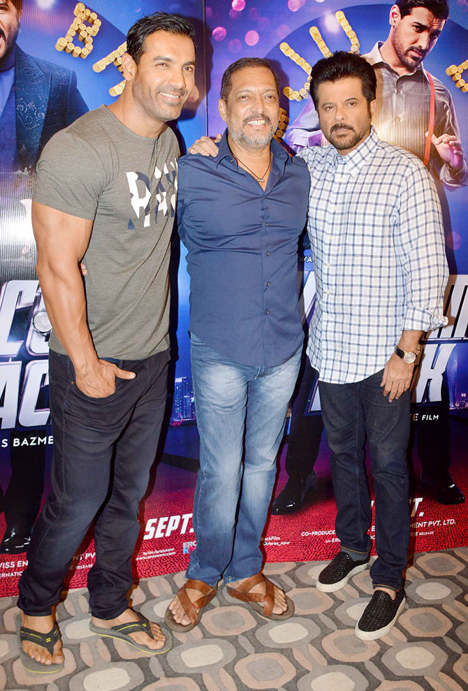 Welcome Back Movie Promotion Photo Gallery