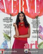 Verve Magazine India Cover July 2016