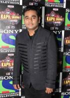 AR Rahman on the sets of The Kapil Sharma Show