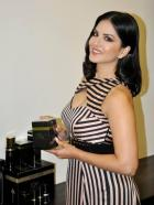 Sunny Leone promotes Lust perfumes