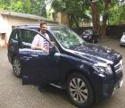 Vivek Oberoi gets a swanky new car